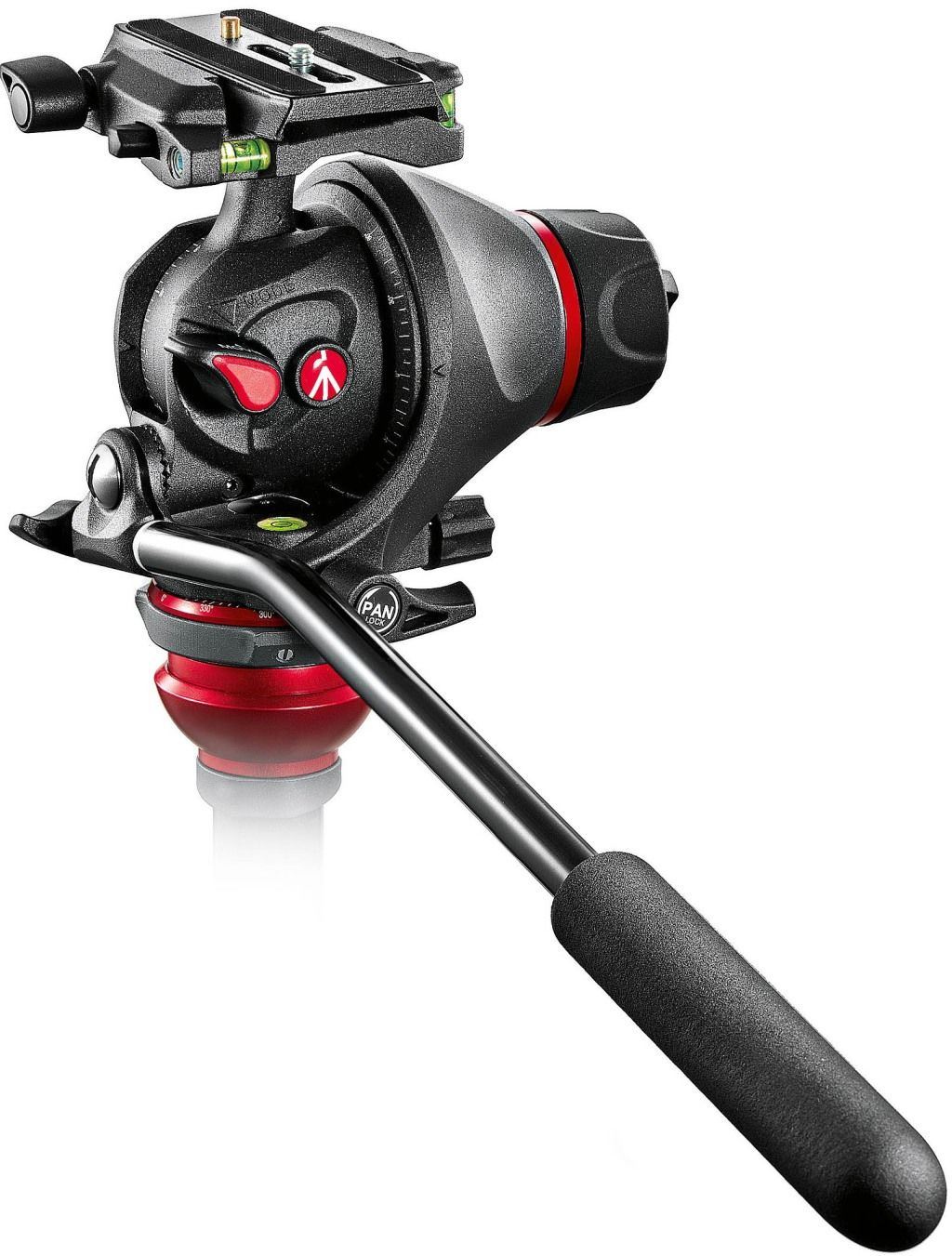 Manfrotto MH055M8-Q5 - głowica magnezowa PHOTO-MOVIE z Q5 (RC5) Manfrotto MH055M8-Q5 - głowica magnezowa PHOTO-MOVIE z Q5 (RC5)