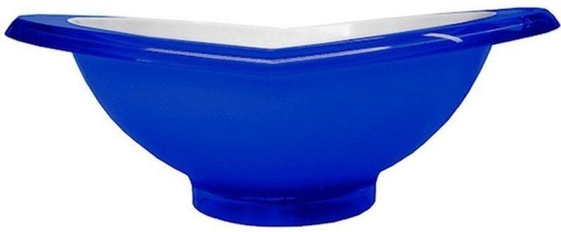 Casa bugatti - salaterka glamour 23 cm - niebieska