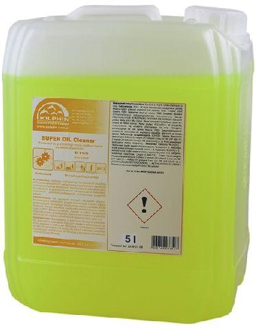 Płyn do gruntownego czyszczenia i odtłuszczania Super Oil Cleaner 5l Środek do odtłuszczania metalu, Odtłuszczanie powierzchni metalowych