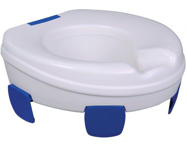 Nakładka na WC bez uchwytów bez pokrywy Clipper II