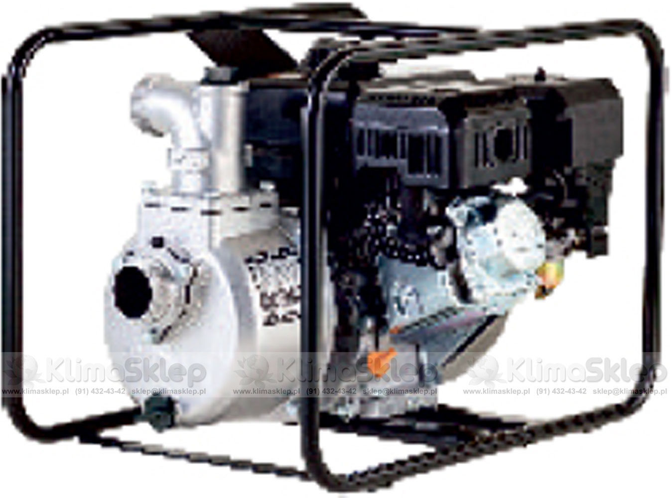KOSHIN STV 50 E Motopompa do wody brudnej numer 98222