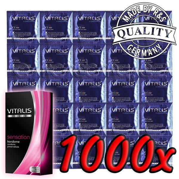 Vitalis Premium Sensation 1000 pack