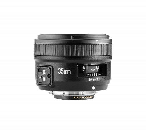Yongnuo YN 35mm f/2,0 Obiektyw do Nikon F
