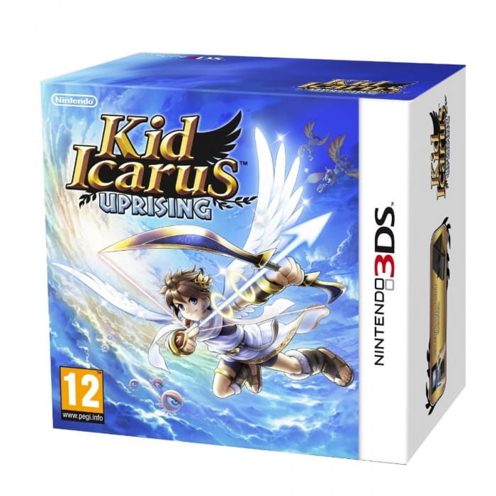 Gra Kid Icarus: Uprising (3DS)