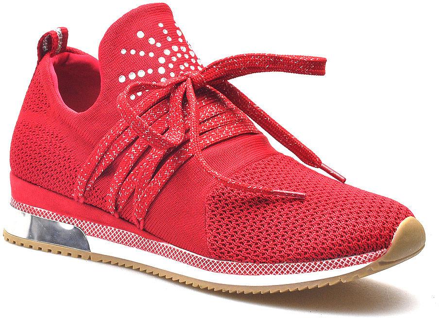 Sneakersy Marco Tozzi 2-23738-34 Czerwone