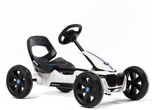 BERG Gokart na pedały Reppy BMW