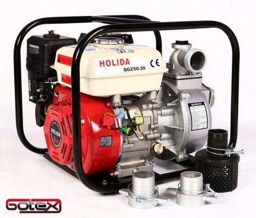 Motopompa, pompa spalinowa Holida QGZ50-30 2cale 600L/MIN