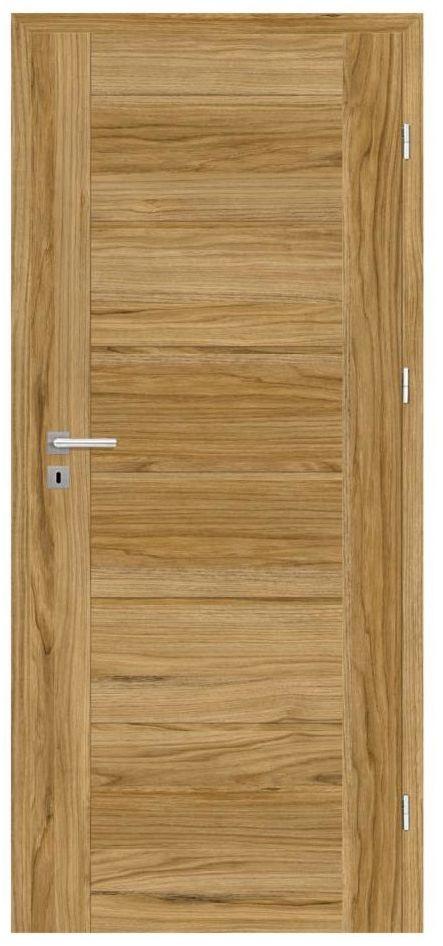 Skrzydło drzwiowe pełne Minos Dąb Catania 70 Prawe Nawadoor