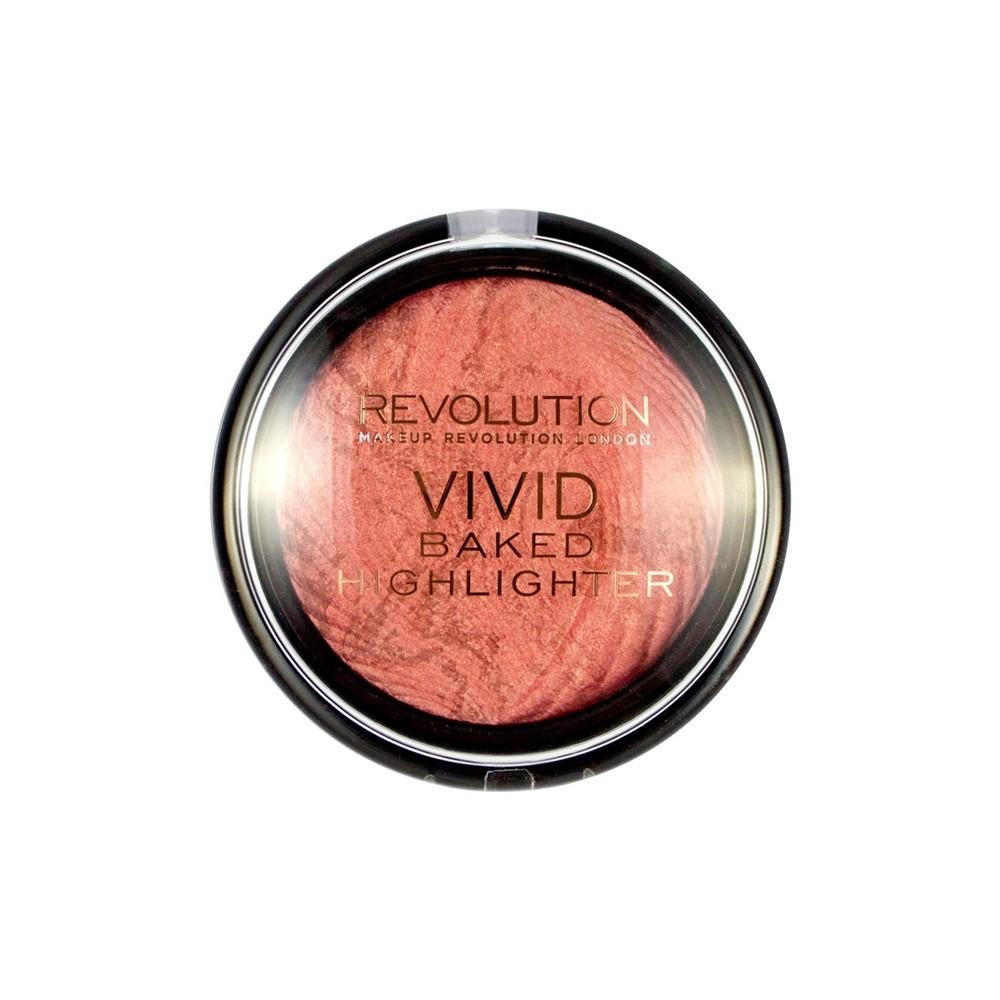 Makeup Revolution Highlighter rozświetlacz Rose Gold Lights
