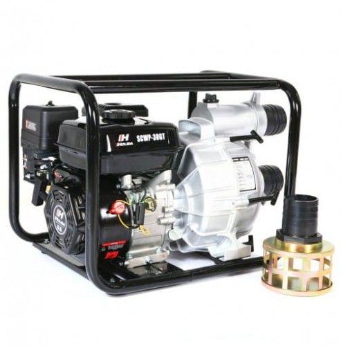 Motopompa pompa spalinowa szlamowa Holida SCWP-30GT 3 cale 1300l/min silnik 6,5KM
