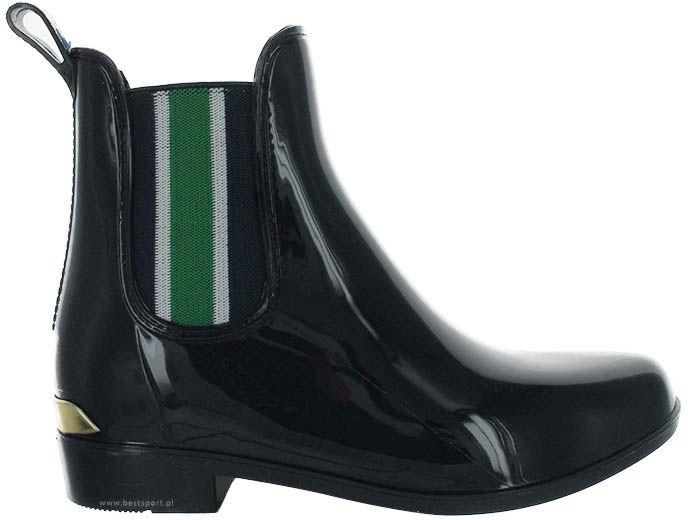 Kalosze damskie LAUREN RALPH LAUREN Tally II-Boots-Rain granatowe802740795001