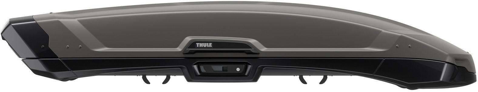 Thule Vector Alpine Box dachowy Tytanowy Mat