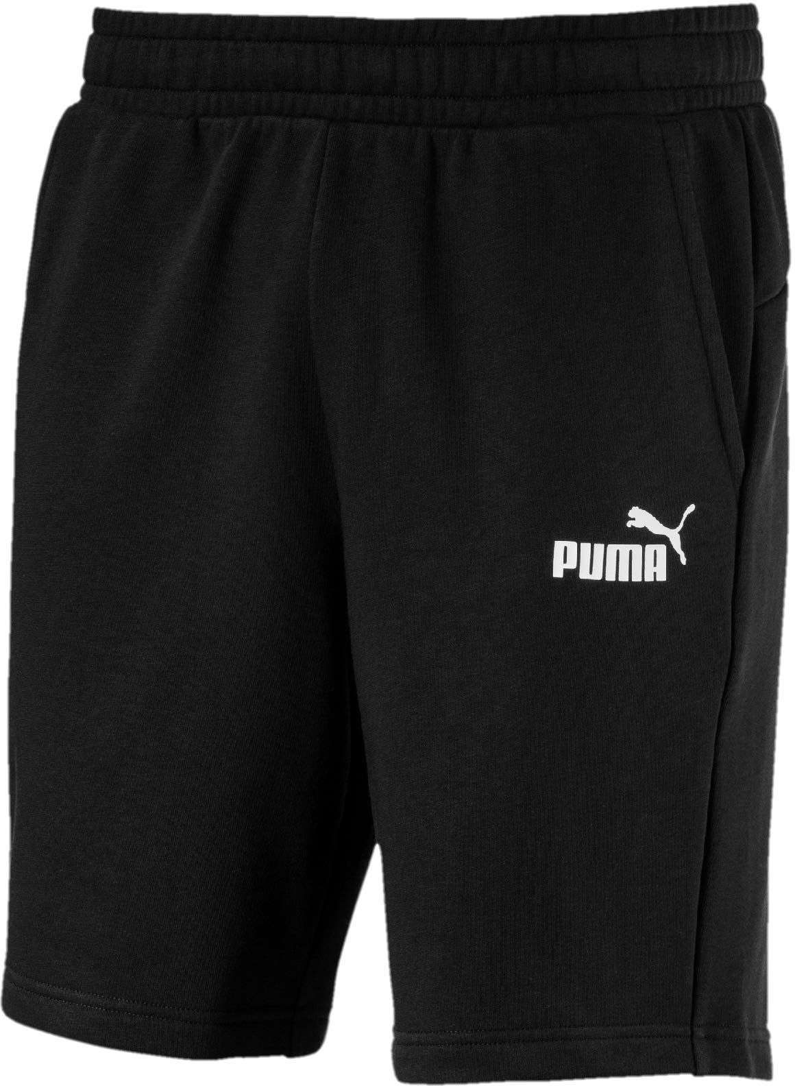 PUMA spodnie męskie Ess Sweat Bermudas 10 Tr czarny Puma Black S