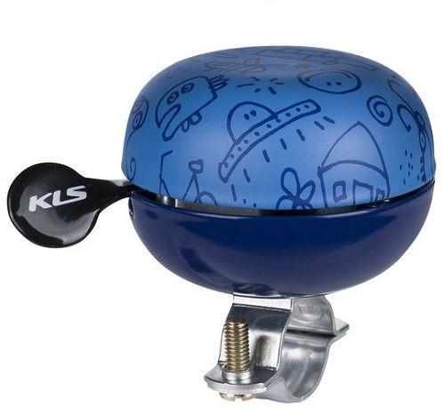 Dzwonek Kellys Bell 60 niebieski
