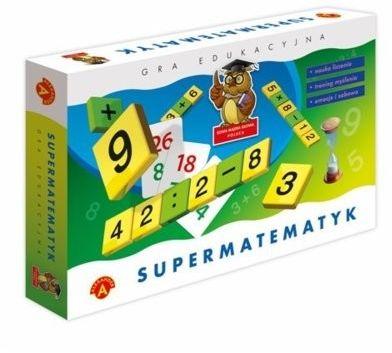 Alexander - Gra Supermatematyk 466
