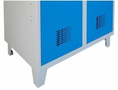 Podstawa na nóżkach WCN 331 W do szaf BHP 900 mm