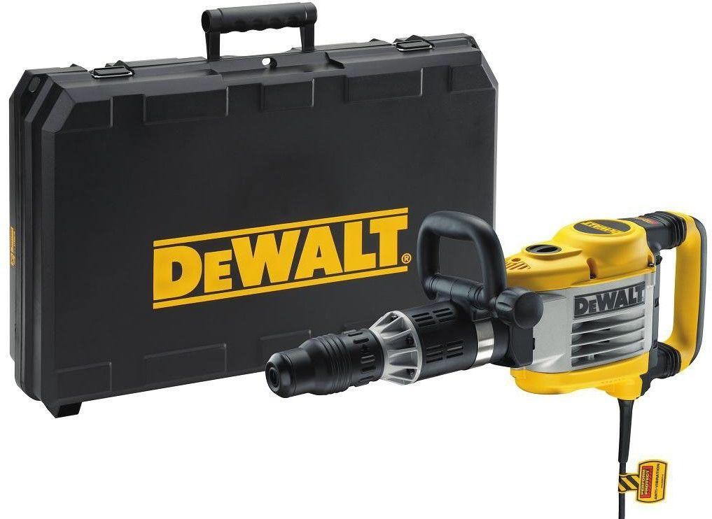 młot wyburzeniowy 1550W/19J, mocowanie SDS-Max, DeWalt [D25902K-QS]
