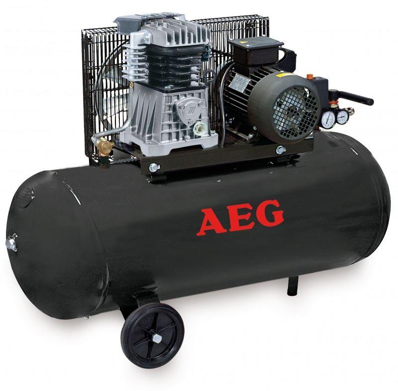 Sprężarka Tłokowa AEG B/50-26
