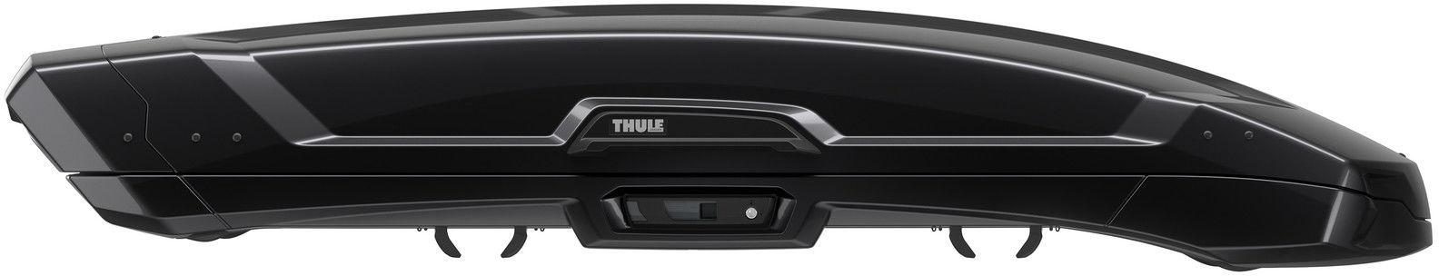 Thule Vector L Box dachowy Czarny połysk
