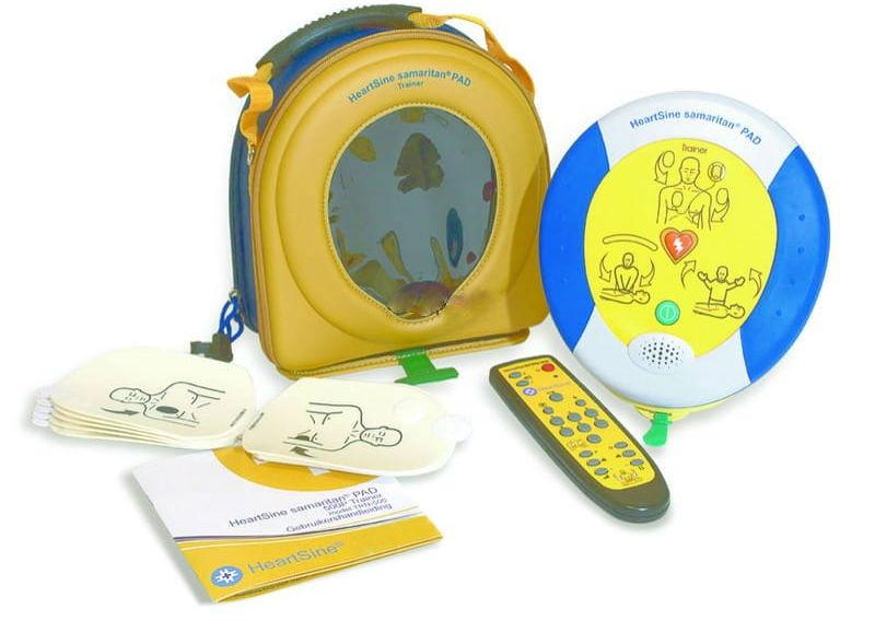 AED treningowe Samaritan Samaritan Trainer 350, 360, 500