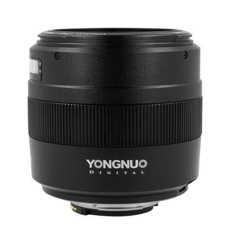 Yongnuo YN 50mm f/1,4 do Nikon F
