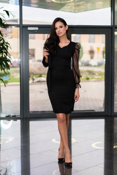 Sukienka damska merribel ereve black