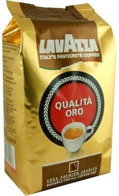 Kawa LAVAZZA Qualita Oro 1 kg. Kup taniej o 40 zł dołączając do Klubu