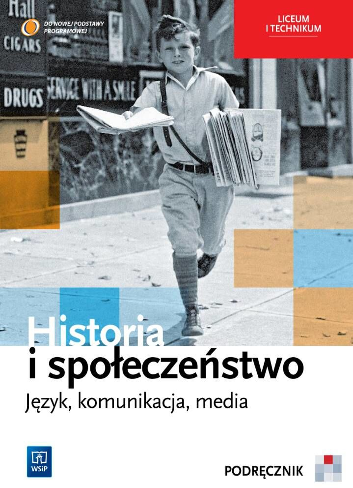 Historia i społeczeństwo język komunikacja i media