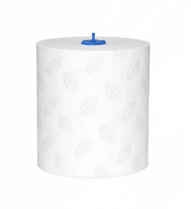 Ręcznik papierowy w roli Tork Matic  Advanced biały miękki