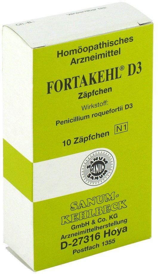 Fortakehl D 3 Suppos.