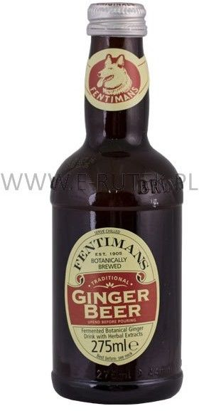 Fentimans Ginger Beer (Piwo Imbirowe) 275ml