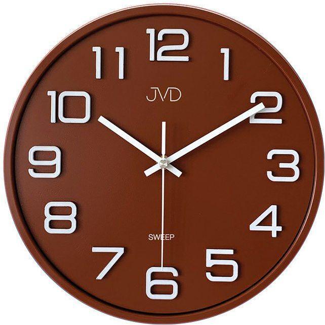 Zegar ścienny JVD HX2472.5 Cichy mechanizm 31 cm
