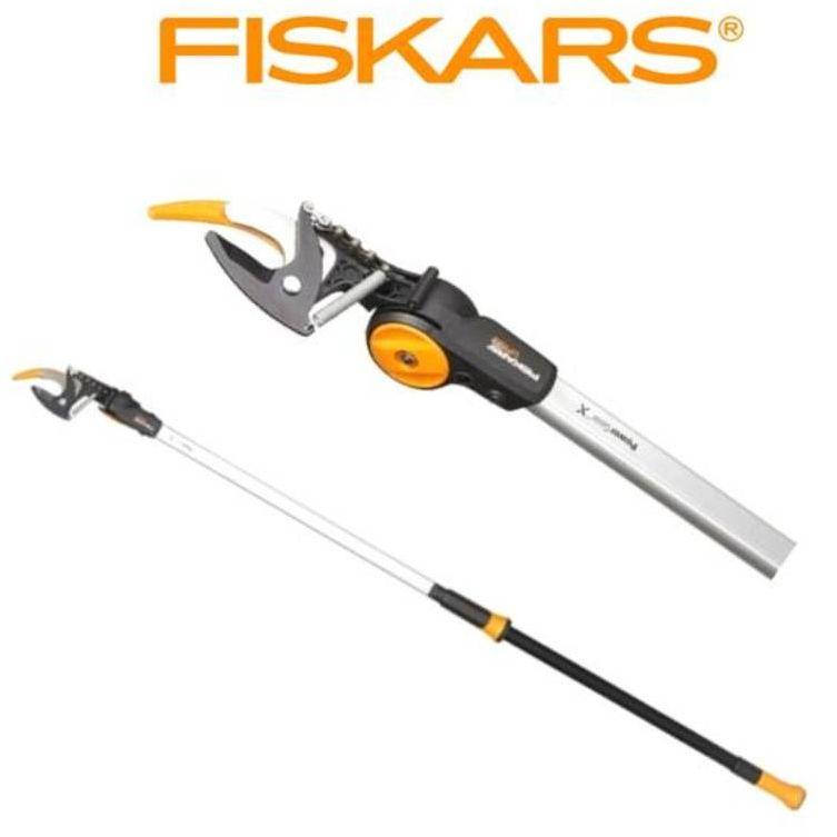 FISKARS UPX82 Przedłużane uniwersalne ogrodowe nożyce PowerGear  X 1,6 m Fiskars 1023625