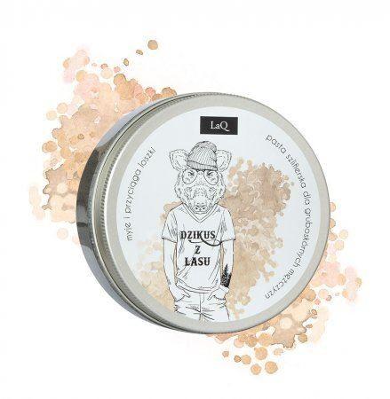 LaQ Peeling myjący dla facetów Dzik 200ml