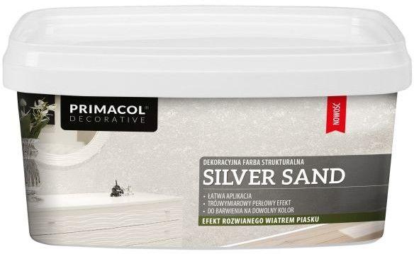 Farba Primacol Silver 1 l