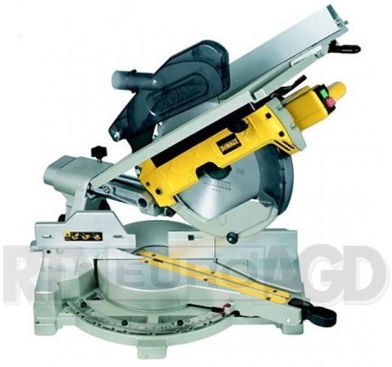 pilarka tarczowa, ukośnica, 305/30mm, 1600W, DeWalt [D27112-QS]
