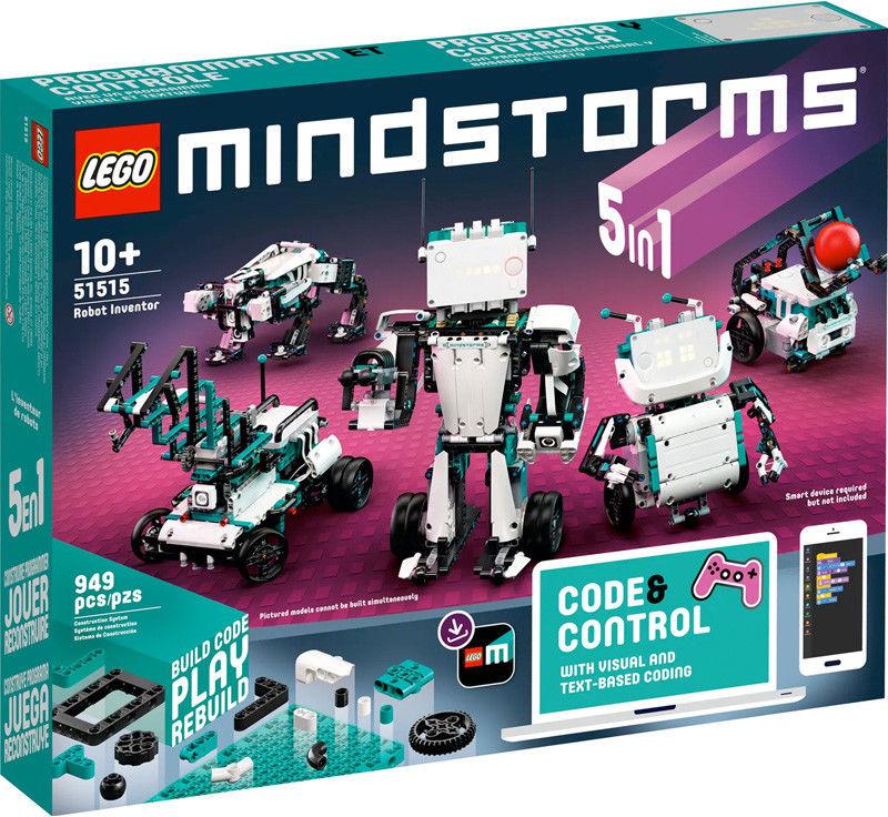 LEGO Mindstorms - Wynalazca robotów 51515