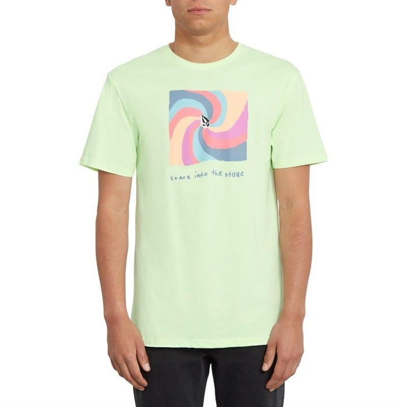 koszulka VOLCOM - Earth People Bsc Ss Key Lime (KEY)
