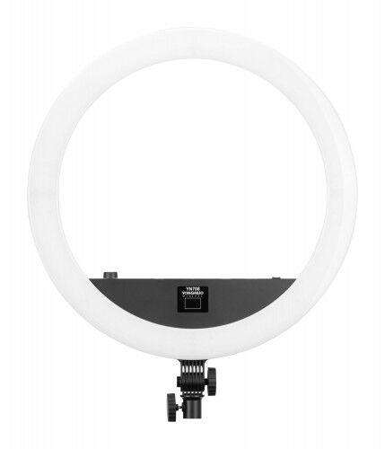 Yongnuo YN708 - WB (3200 K - 5600 K) Lampa pierścieniowa LED