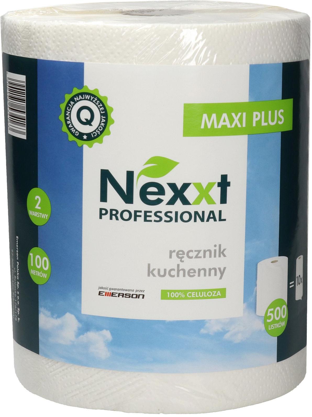 Ręcznik papierowy rola 2w celuloza Jumbo Nexxt