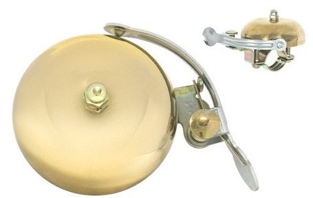 Dzwonek Kellys Bang 70 mosiężny