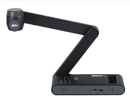 AVer AVerVision M70W vizualizer kamera dokumentów 4K, Dual Band Wi-Fi, 13MP, 60fps, 230x zoom