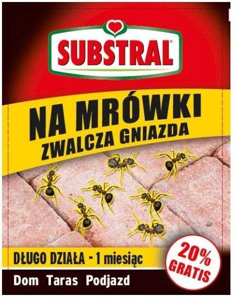 Środek na mrówki Substral 120 g