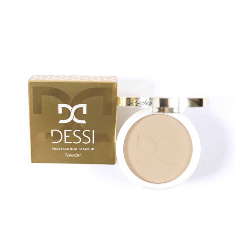 DESSI - Powder - Puder do twarzy - PORCELAIN 01