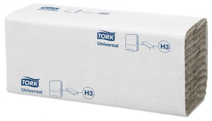 Ręcznik papierowy w składce C Tork Universal szary