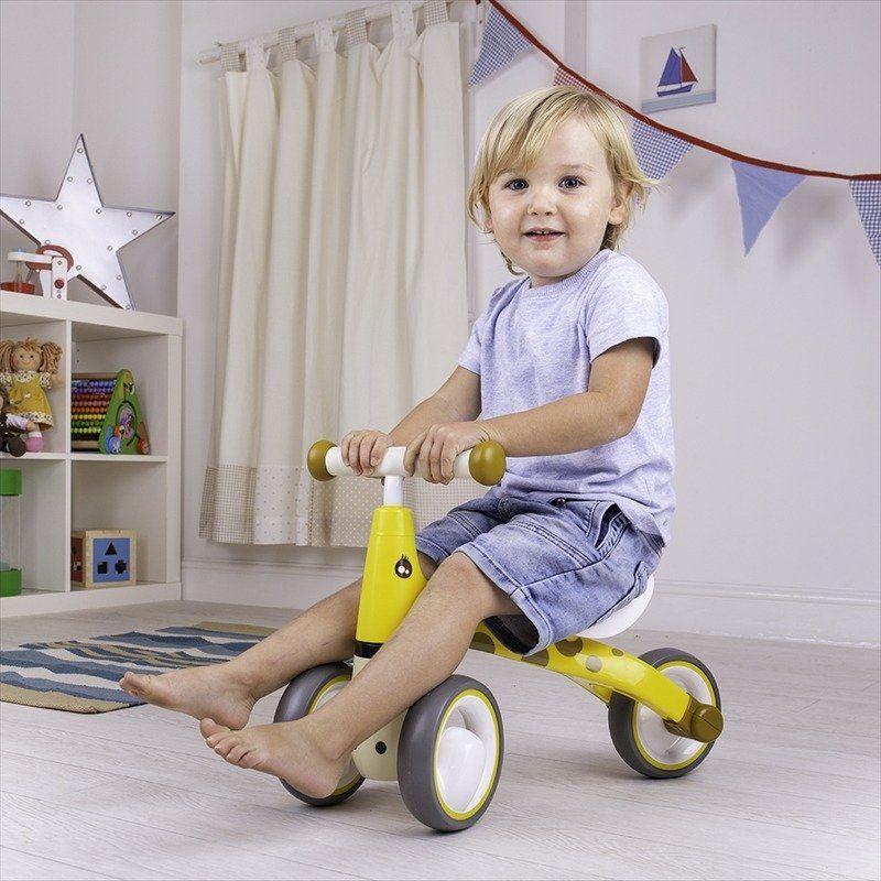 Rowerek trójkołowy dla dzieci Dixi SI4000-Didicar, jeździki i pojazdy