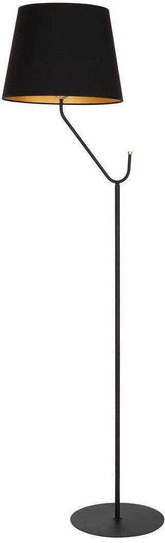 Lampa stojąca VICTORIA BLACK 1xE27
