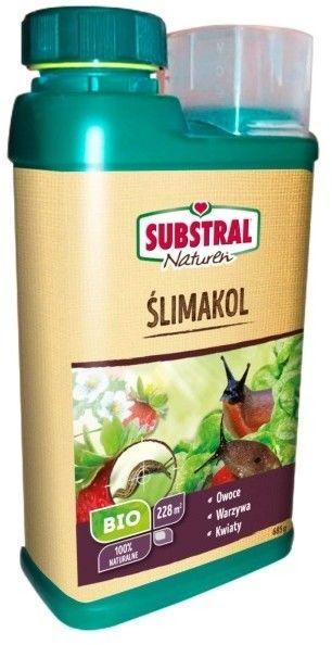 Trutka na ślimaki Substral 685 g