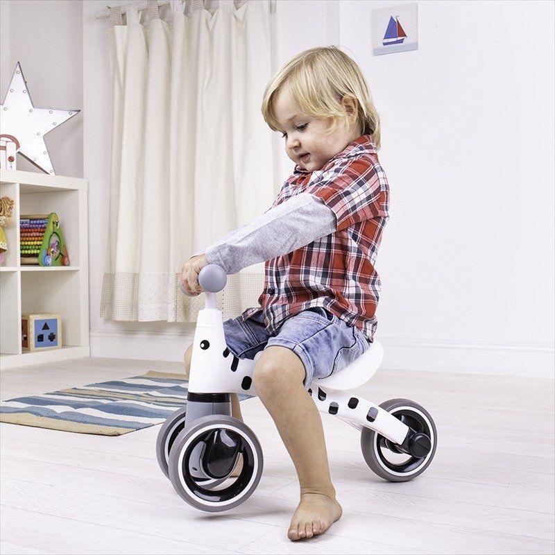 Rowerek trójkołowy dla dzieci Mixi SI4001-Didicar, jeździki i pojazdy