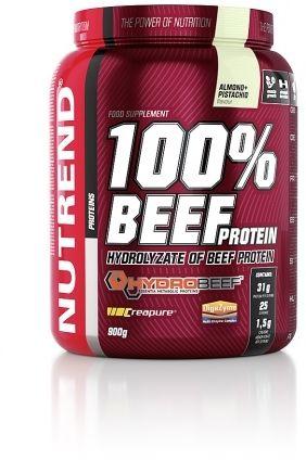 100% BEEF PROTEIN migdały + pistacje 900 g